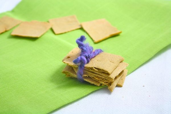 Recipe: The World's Healthiest Graham Crackers