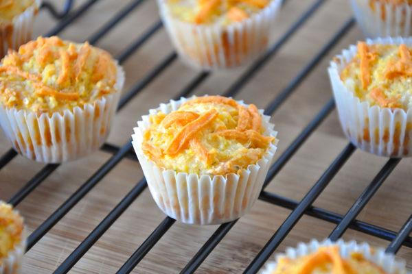 vidalia onion mini cornbread muffins