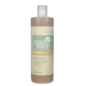 Paw Earth shampoo