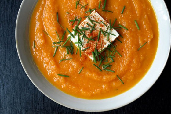 Recipe: Carrot Miso Soup