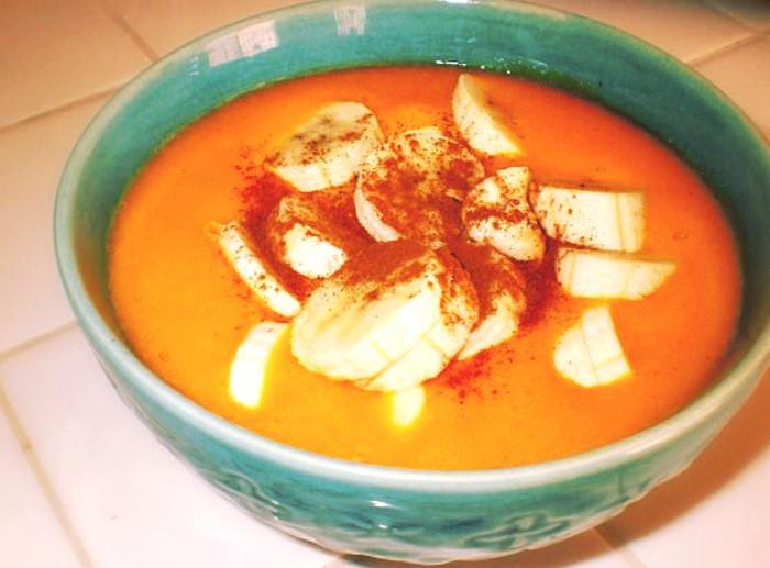 Recipe: Mango Butternut Squash Soup
