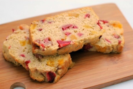 strawberry-mango-loaf