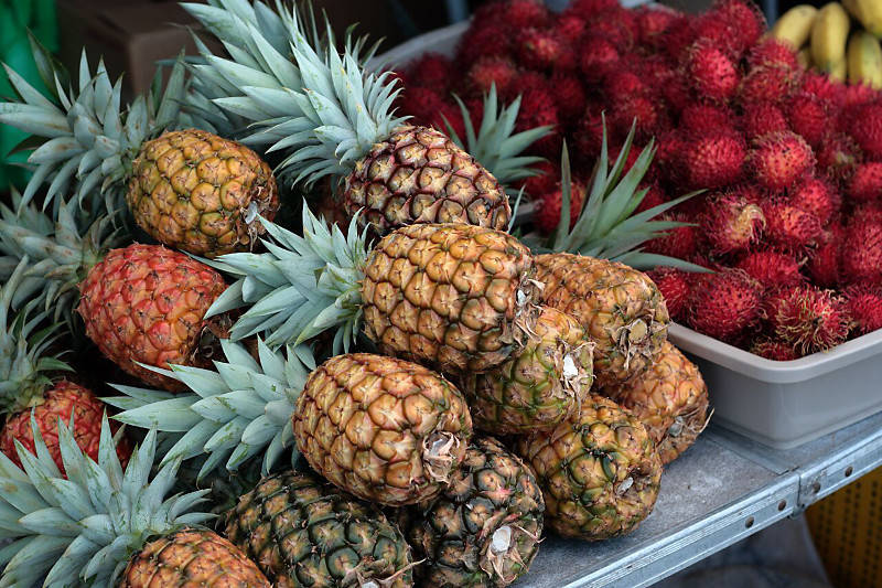 Problematic Pineapples: the Human and Environmental Cost of Your Fruit