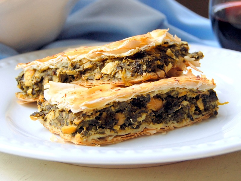 Greek-Spinach-Pie