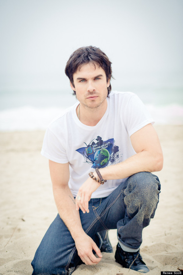 10 Amazing Ways Ian Sommerhalder is Changing the World for Animals!