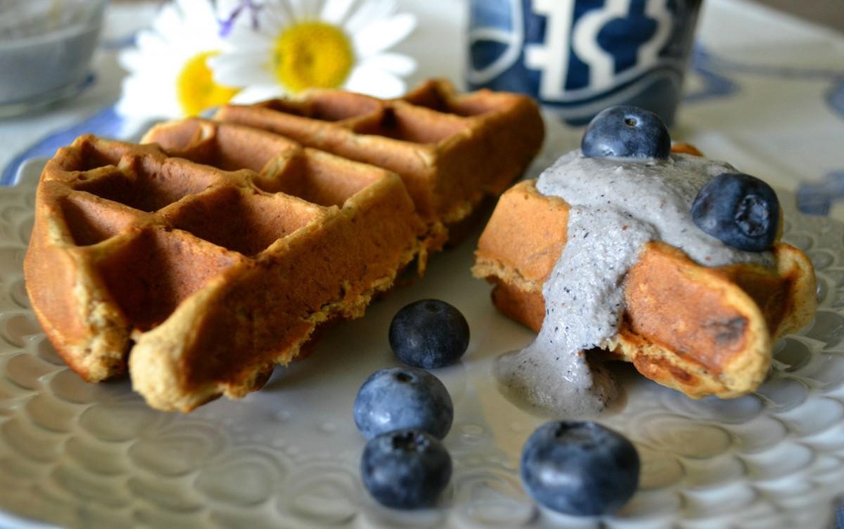 10 Vegan Waffle Recipes That Left Us Awestruck