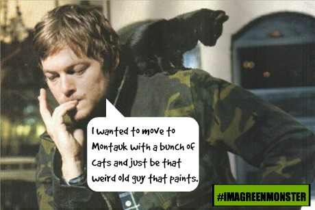 5 Reasons Why Norman Reedus is a Walking Badass For Animals!