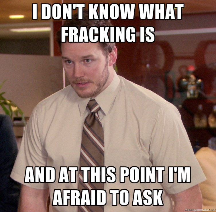 Explain Like I'm Five: What The $#@& is Fracking?