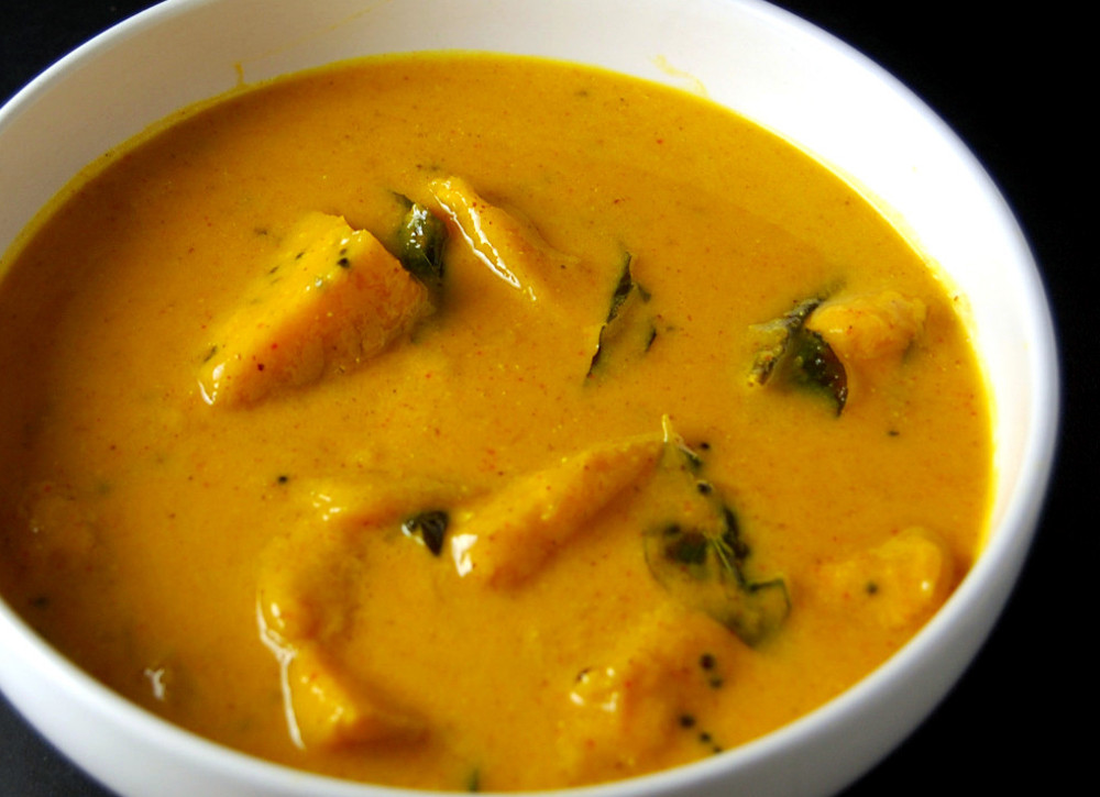 Mango-Curry