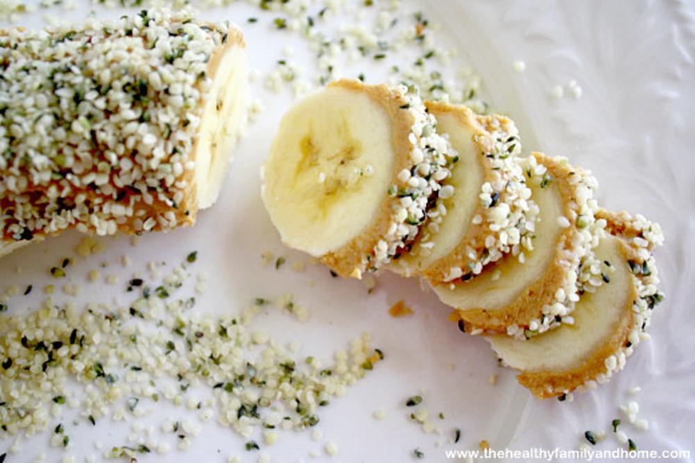 Banana-Sushi
