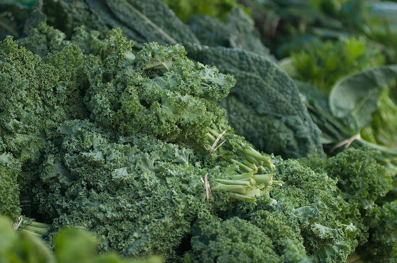 types-of-kale