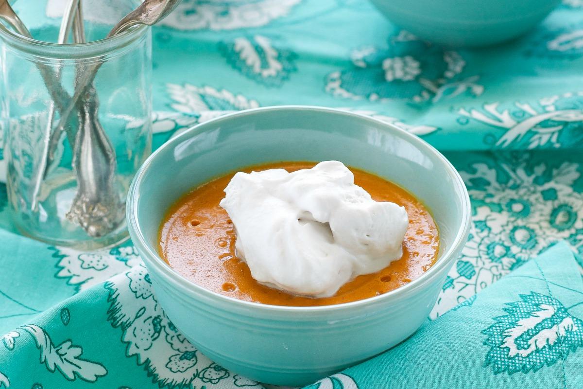 Carrot Cake Pudding [Vegan, Gluten-Free]