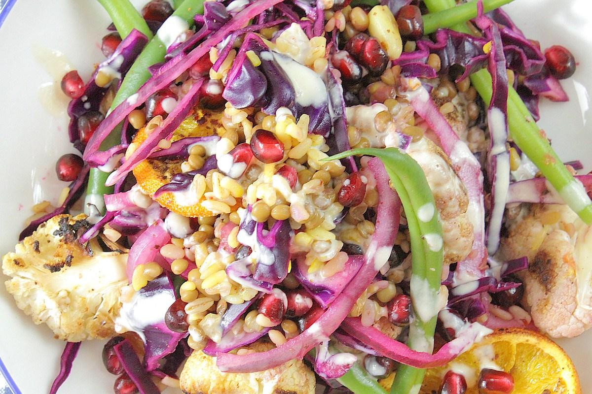 Persephone Bowl [Vegan, Gluten-Free]