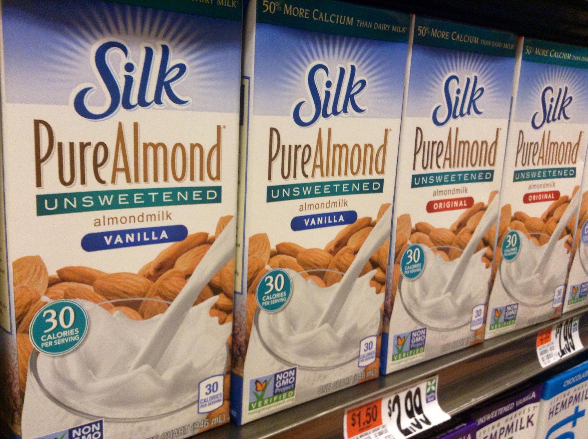 silkalmond