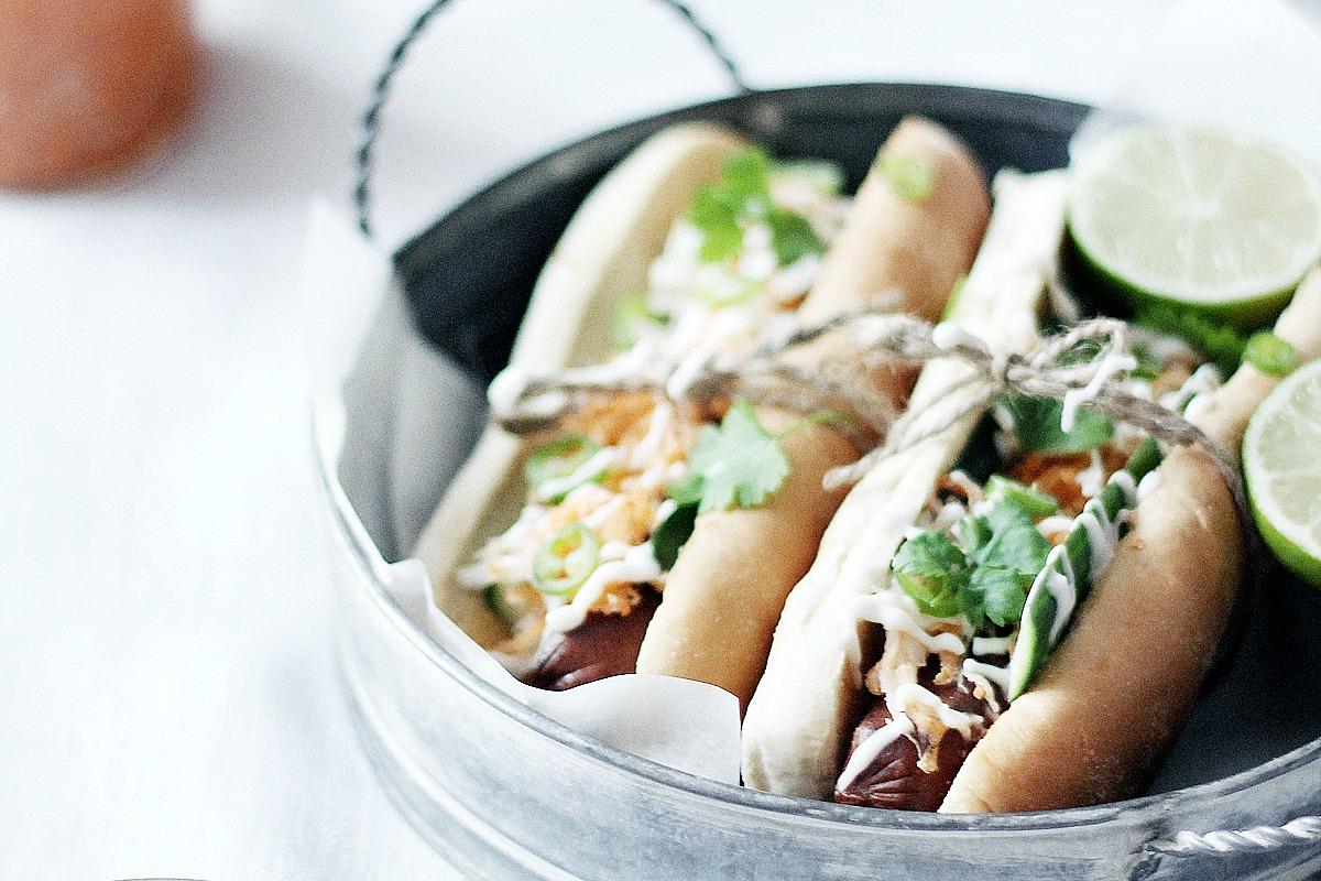 Bánh Mì Chay Dog [Vegan]