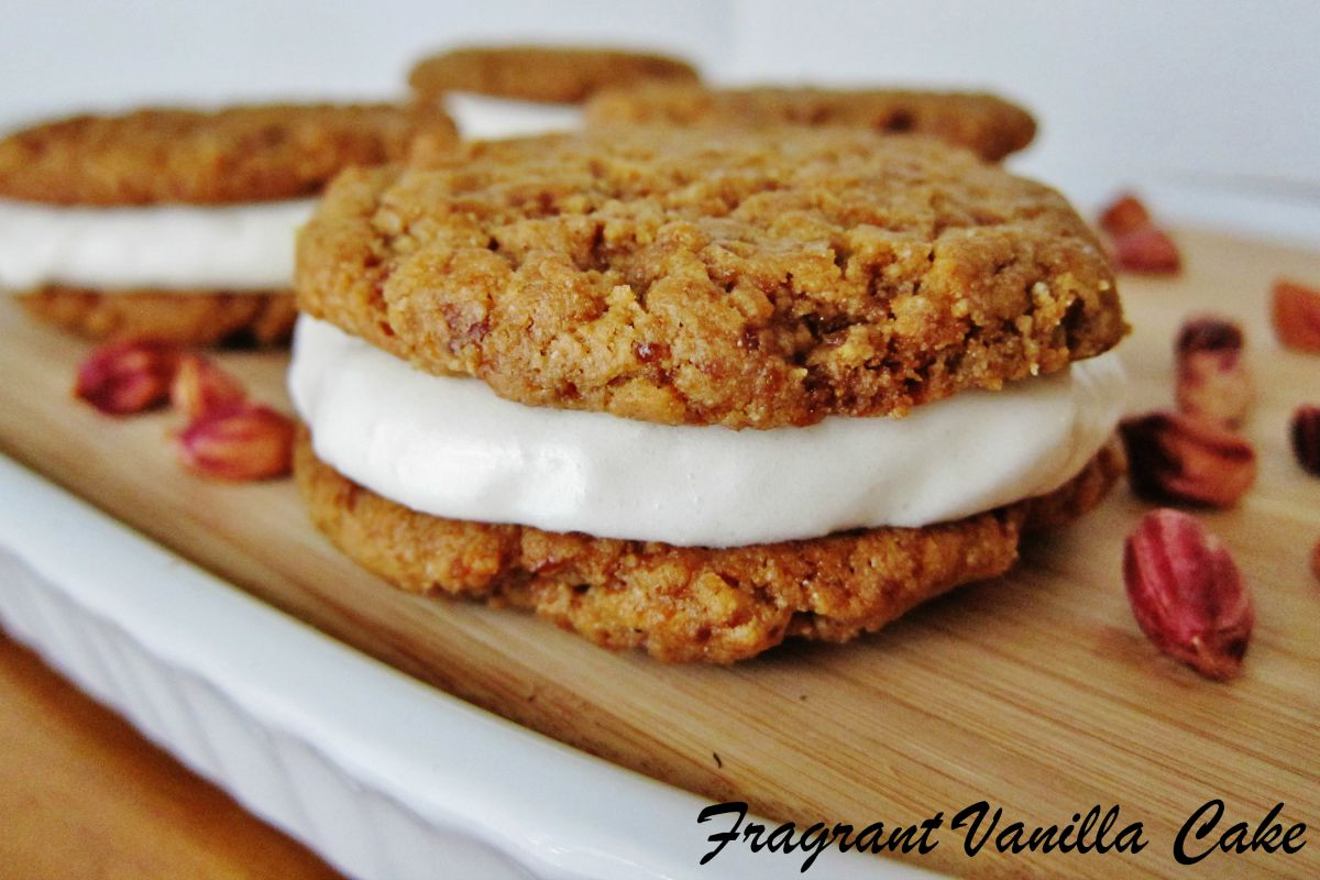 Totally Vegan Fluffernutter Sandwich Cookies! [Gluten-Free]