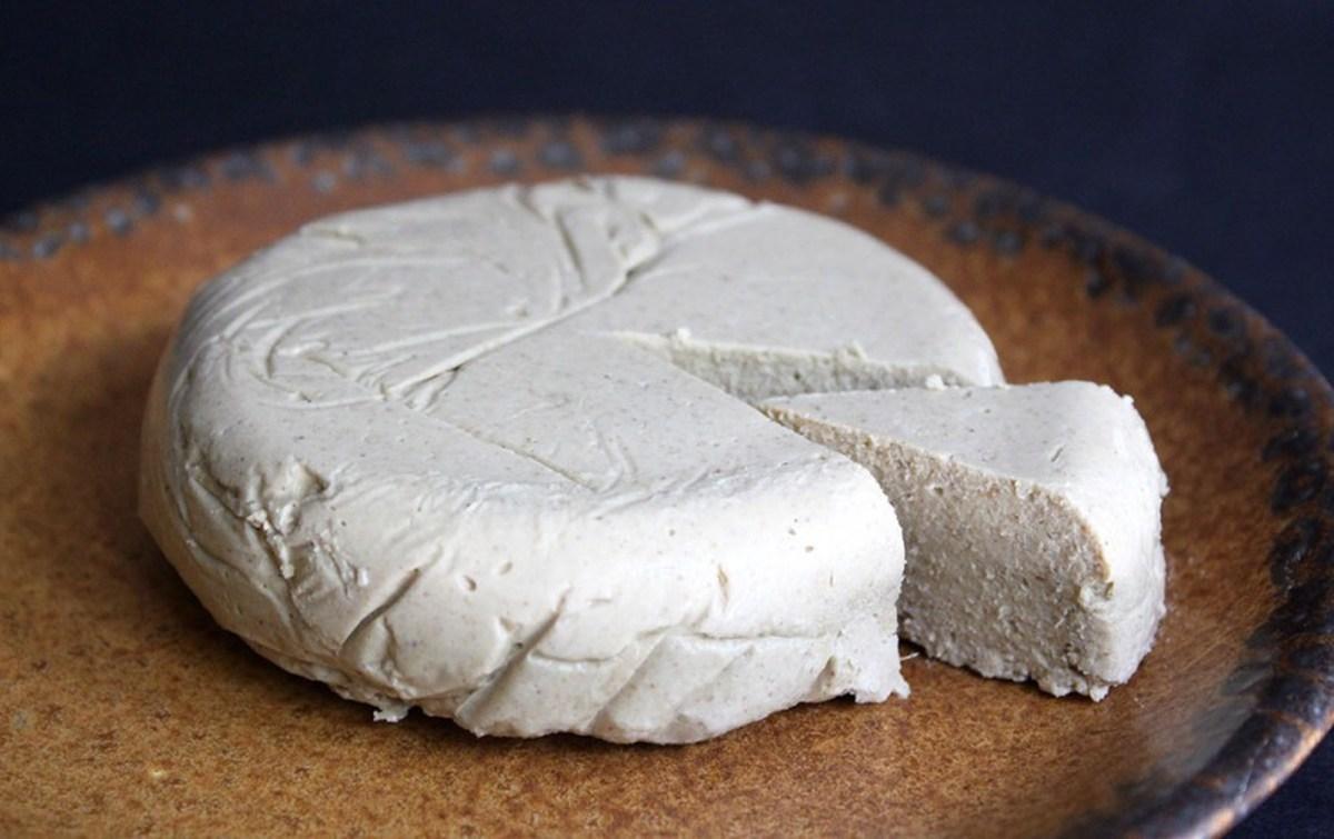 Nut-Free Sesame Cheese [Vegan, Raw, Gluten-Free]