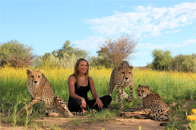 Protecting Cheetahs in Namibia and Conserving Cultures