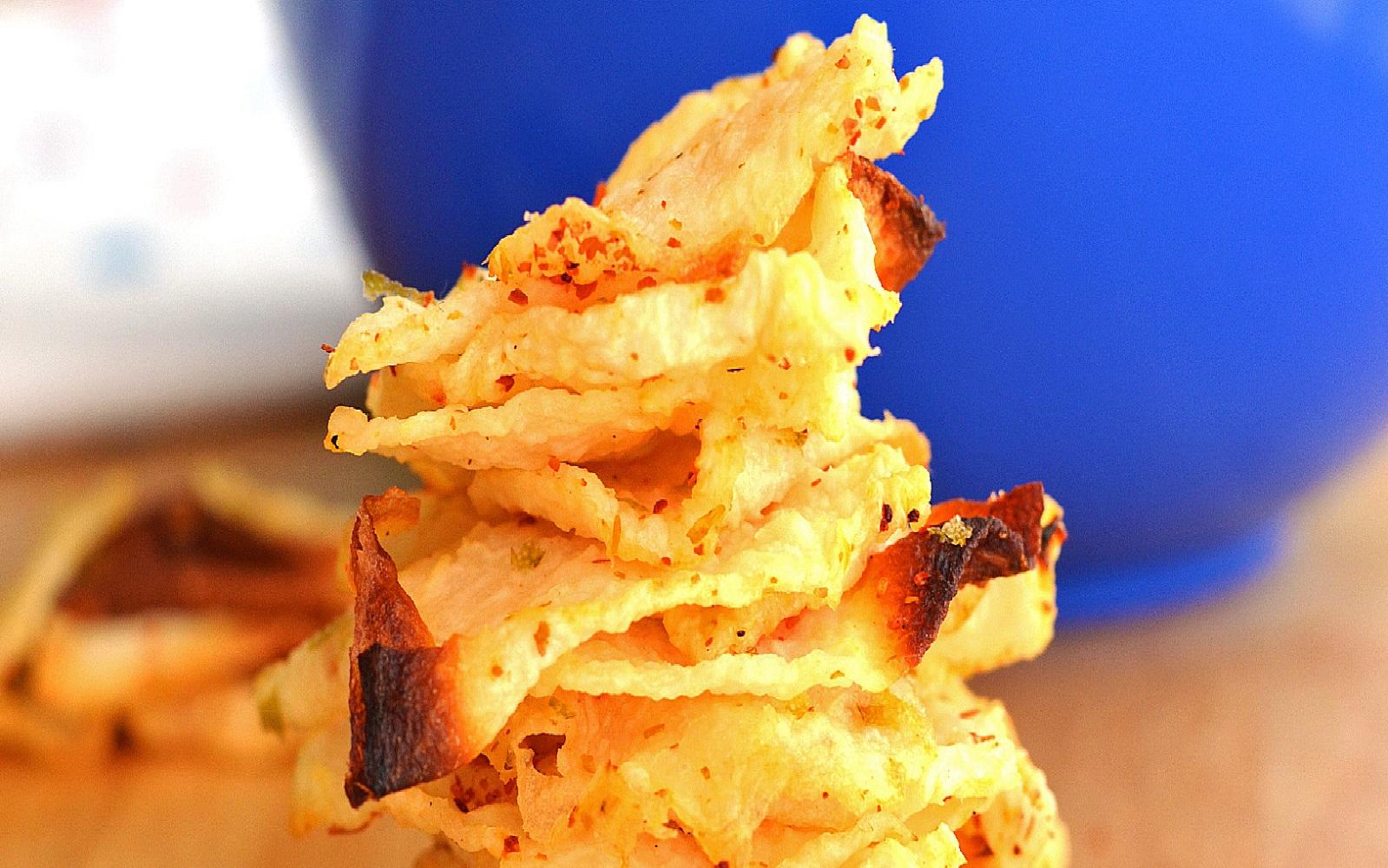 Jicama Chips