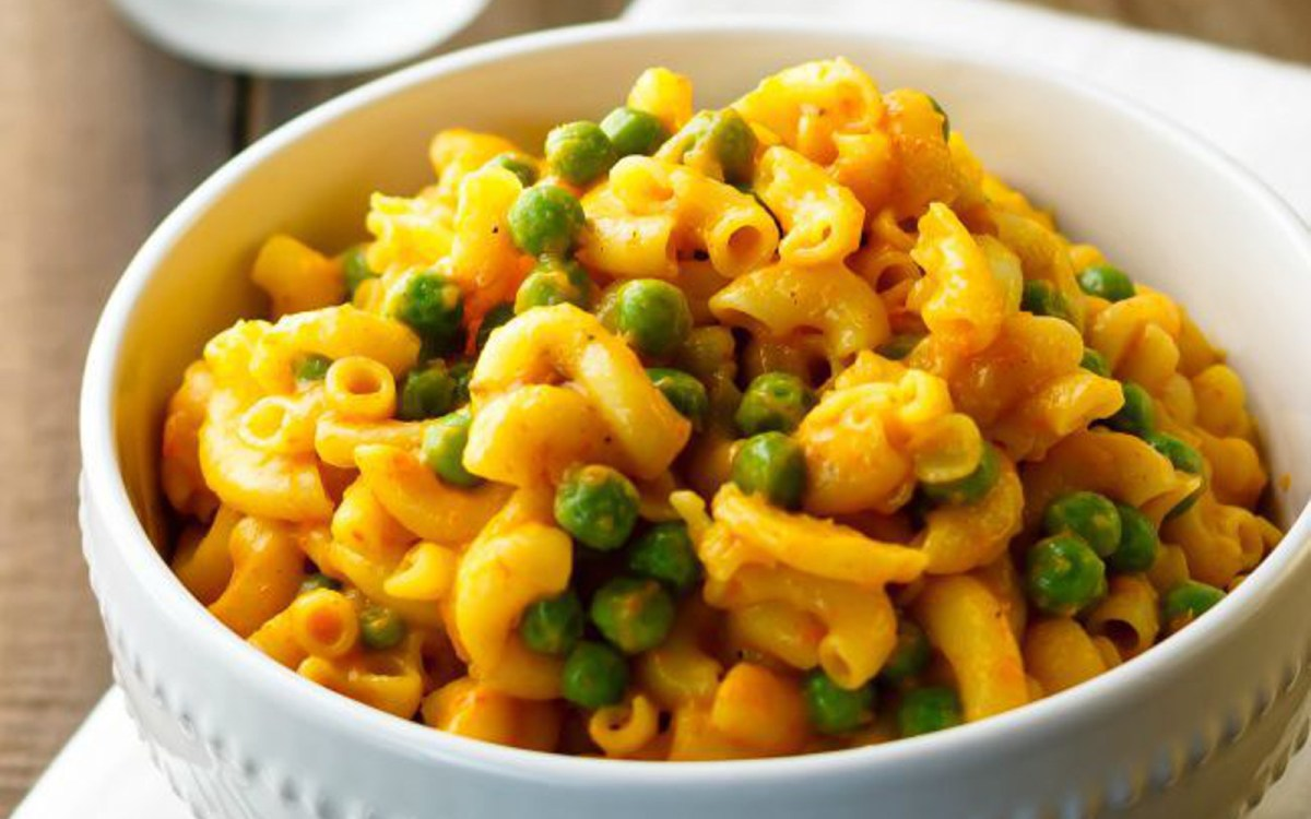 Healthy Mac n Cheese