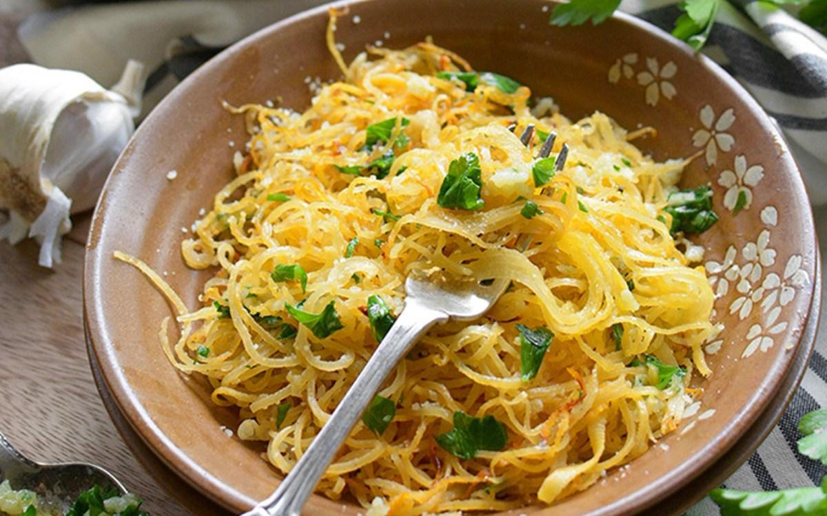 Baked Garlic and Herb Shoestring Rutabagas 1