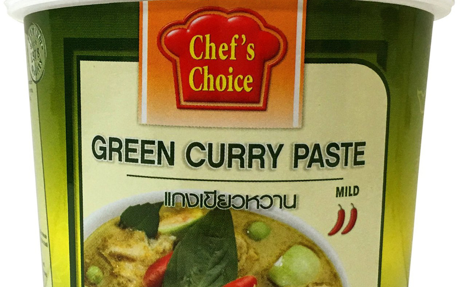 Chef's Choice Green Curry Paste