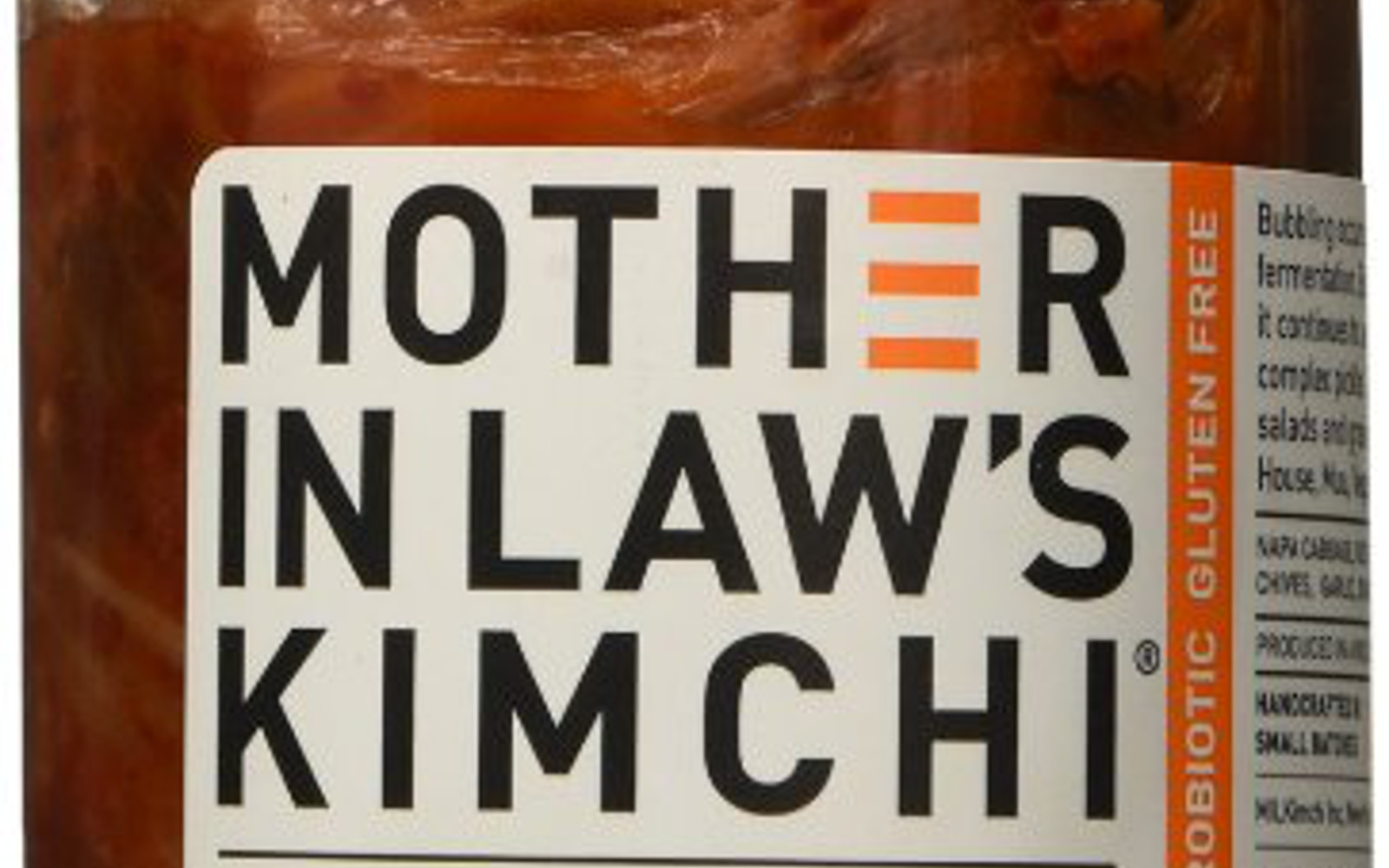 Mother in Laws Kimchi