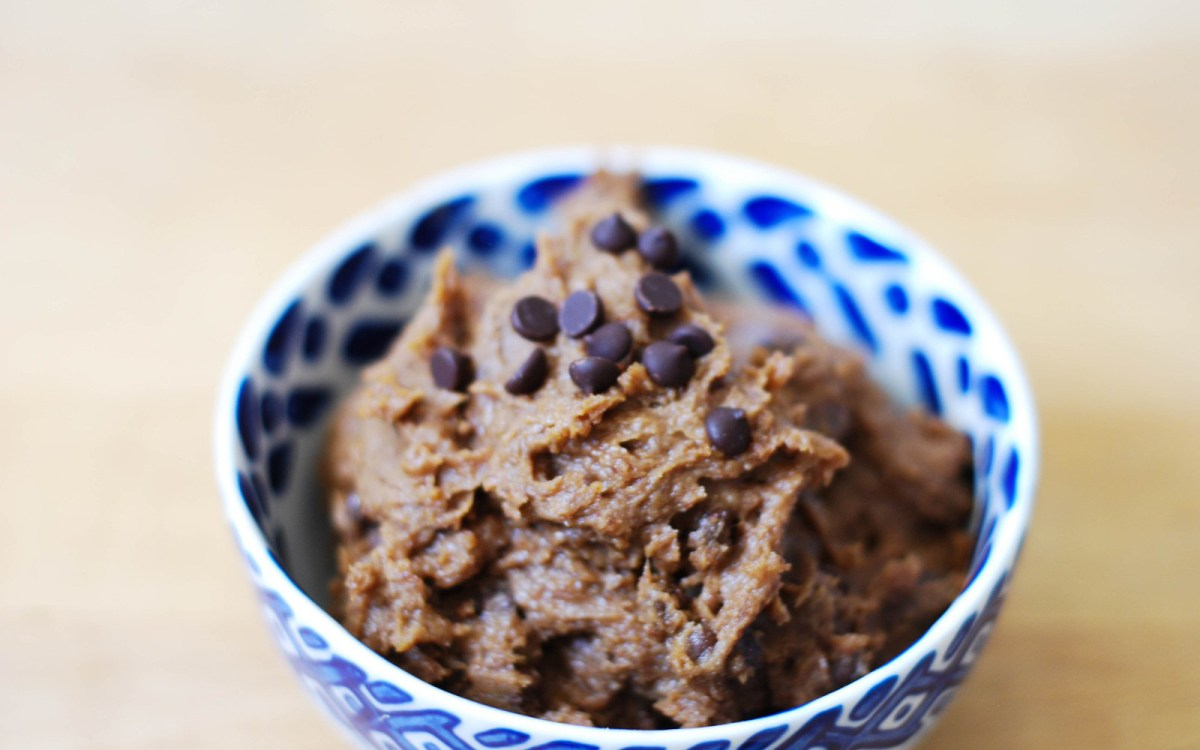 Maca Almond Butter Cookie Dough 1