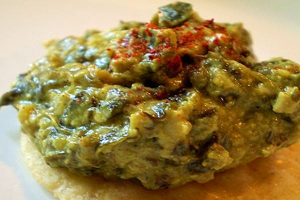 Indian Saag Dip