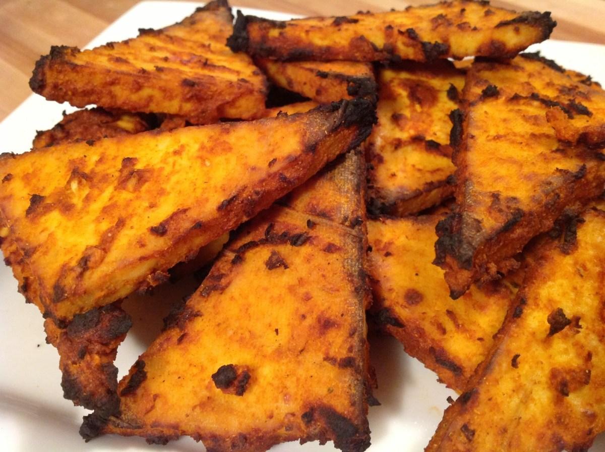 Tandoori Tofu [Vegan, Gluten-Free] | One Green Planet
