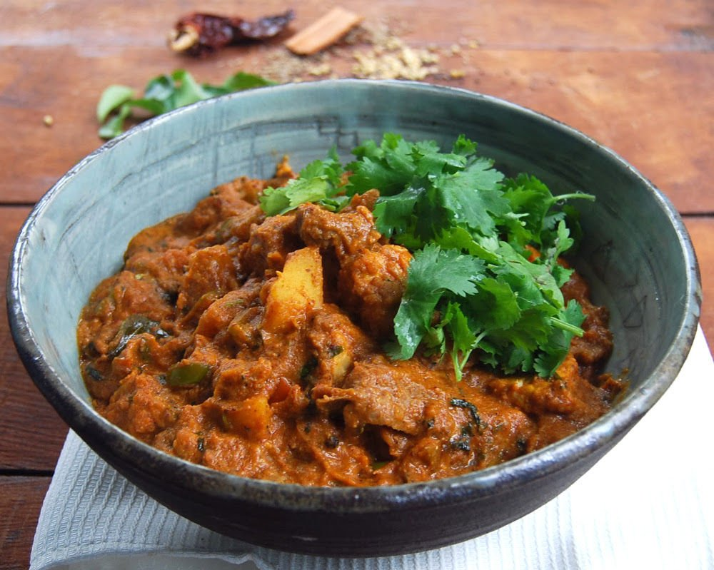 Goan 'Beef' Curry