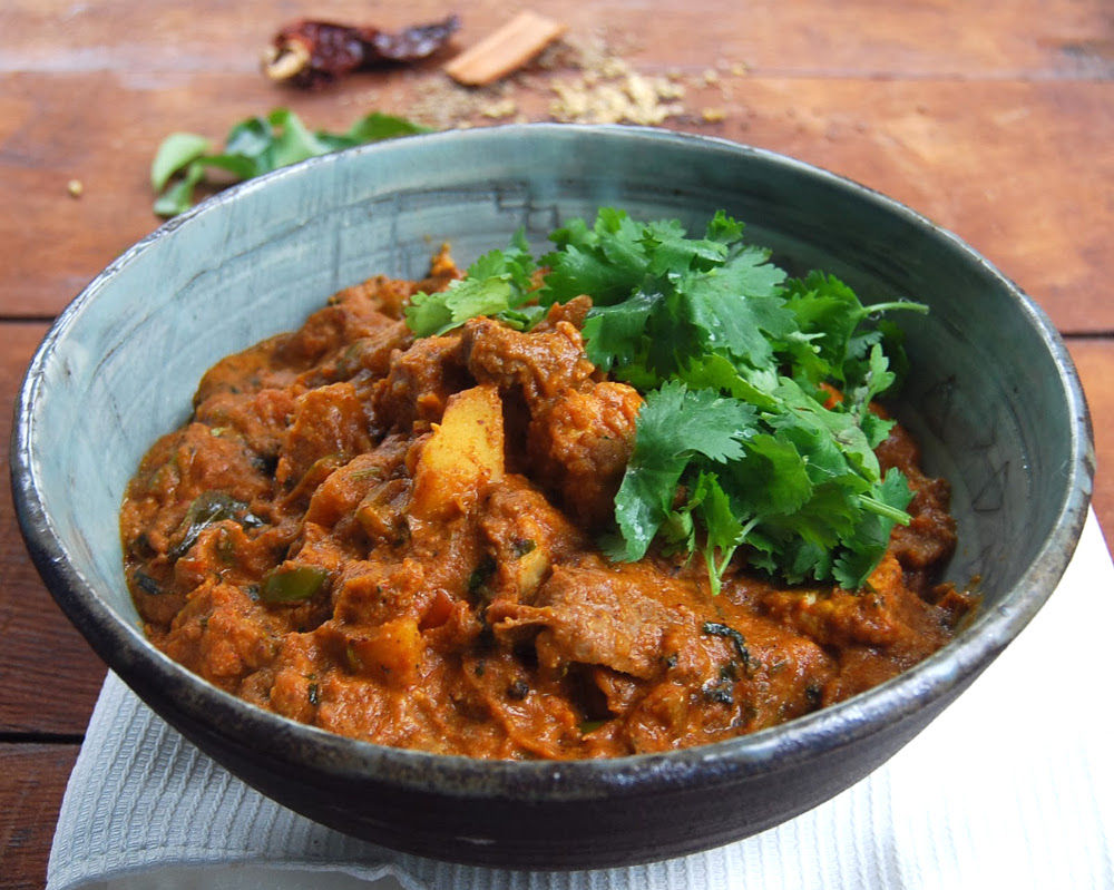 Goan beef curry vegan one green planetone green planet forumfinder Gallery