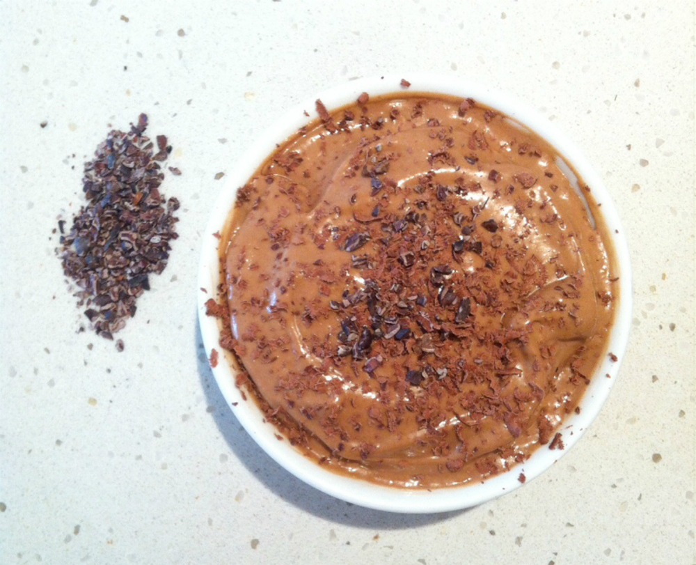 Chocolate Mousse Cake Recipe With Soy Milk