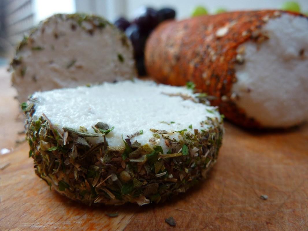 Vegan Raw Creamy Macadamia Nut Cheese