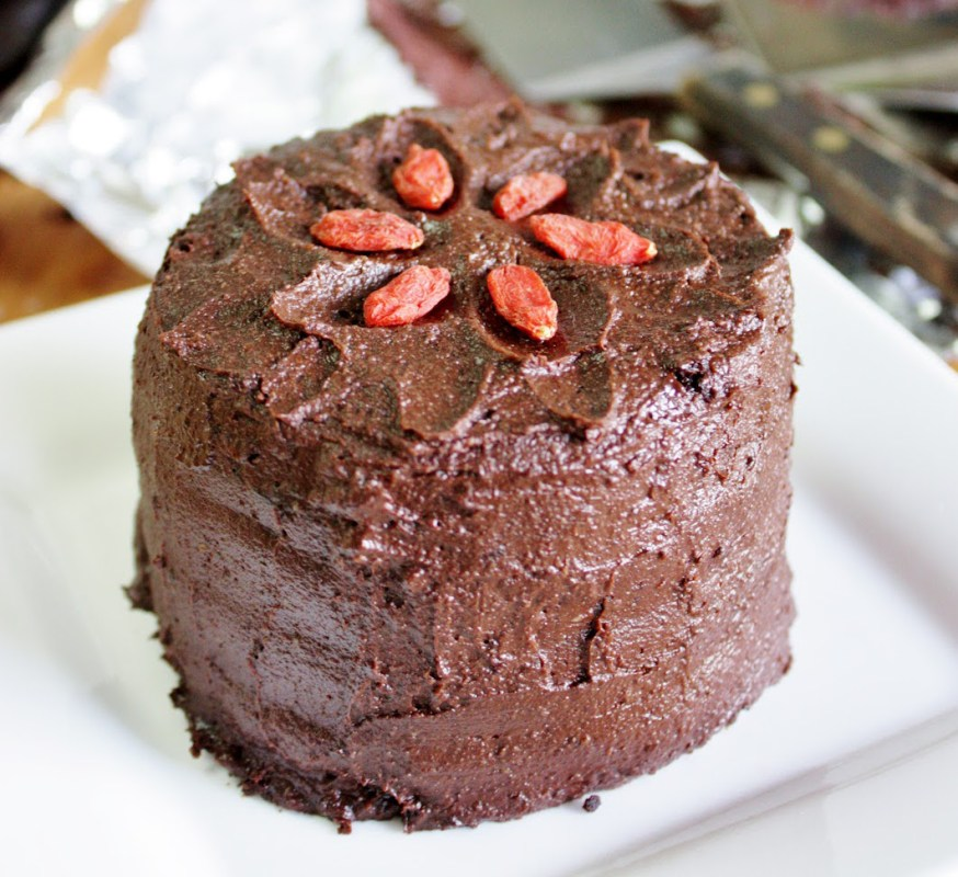 Special Dark Chocolate Cake Vegan One Green Planet