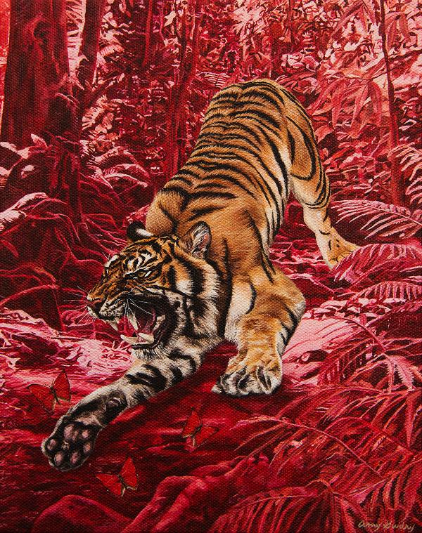 Portrayal of nature and natural world