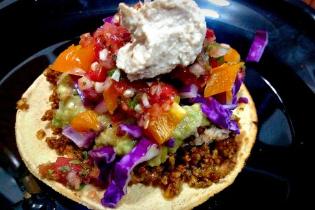 "Walnut Taco ""Meat"" [Vegan, Raw, Gluten-Free]"