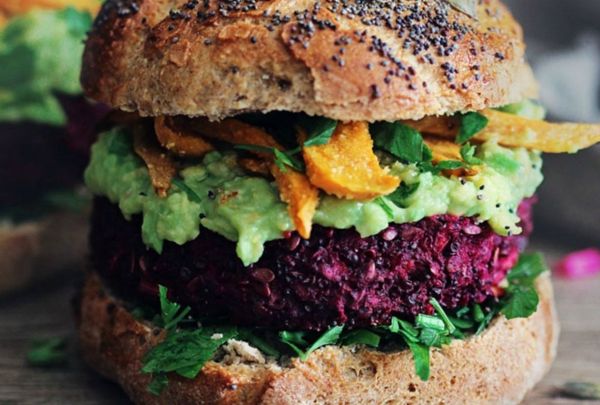 The Healthy Homemade Veggie Burger Tips And Tricks To