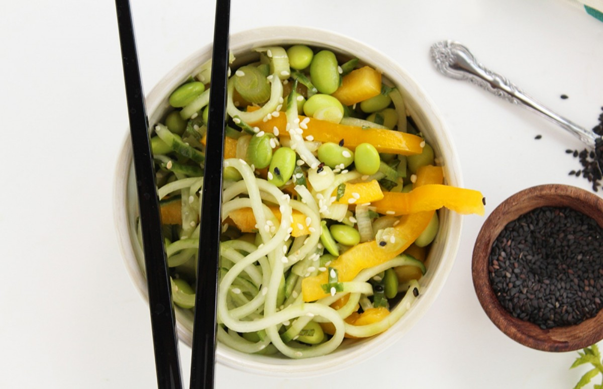Sesame-Ginger-Cucumber-Noodles-With-Mint-and-Edamame-Vegan-1200x774