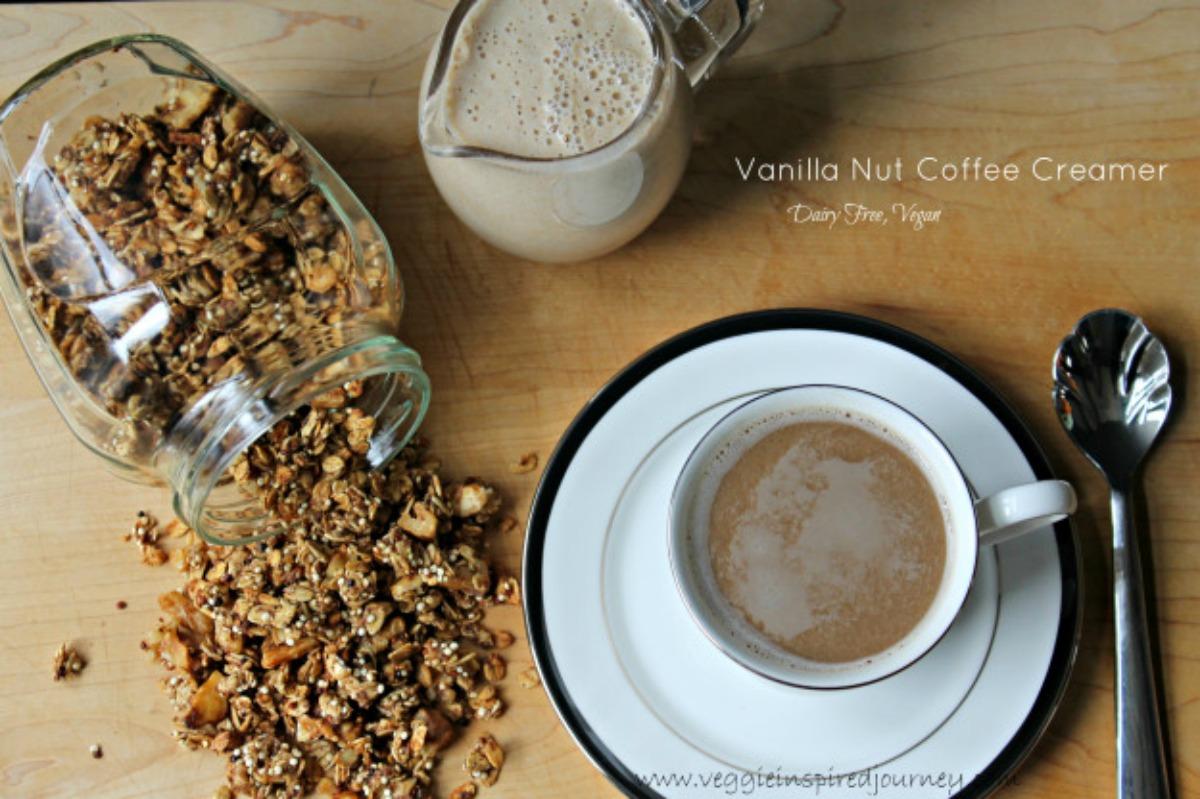 Vanilla Nut Coffee Creamer