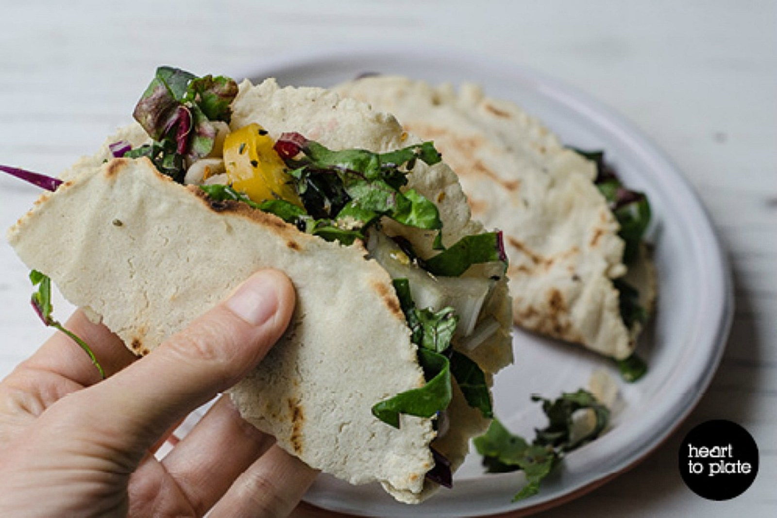 Corn Tortillas (With Masa Harina) [Vegan, Gluten-Free]
