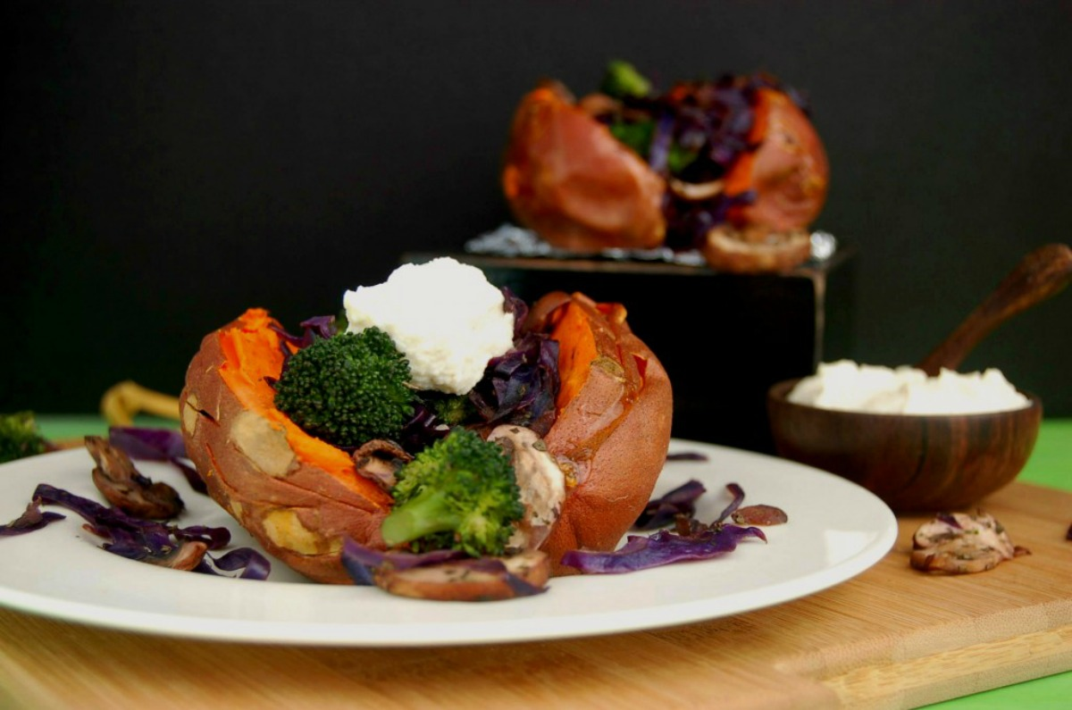 Whole Foods Baked Asparagus