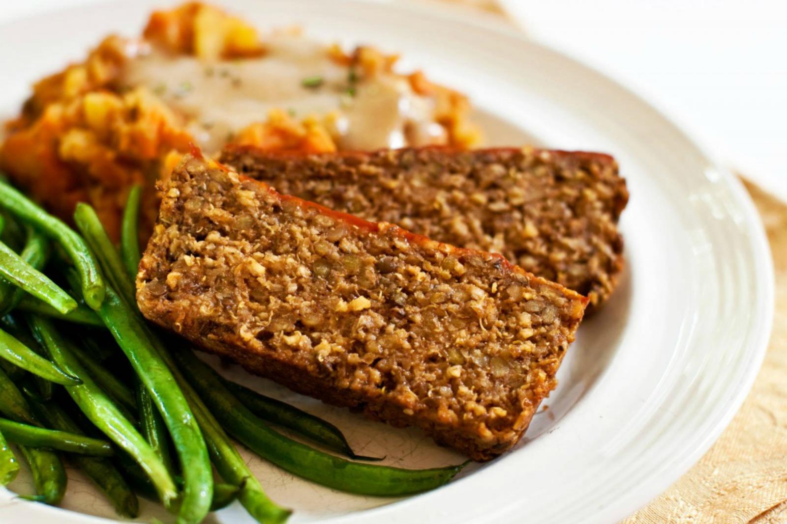 Buckwheat - meat substitute 87