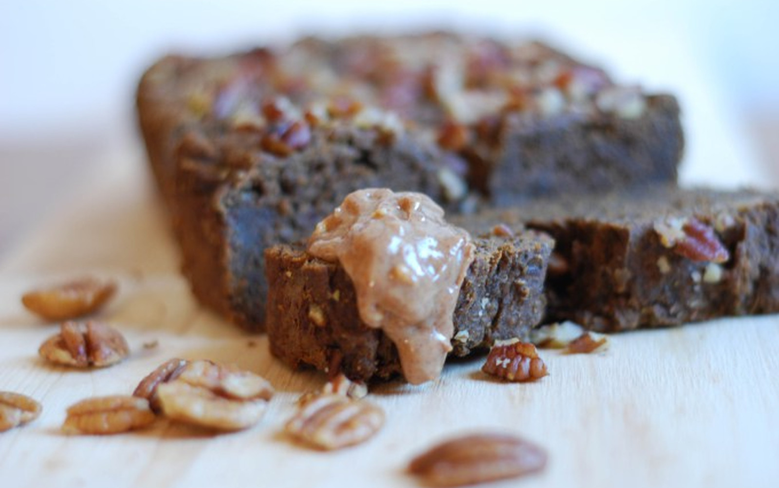 Pumpkin Ginger Bread [Vegan]