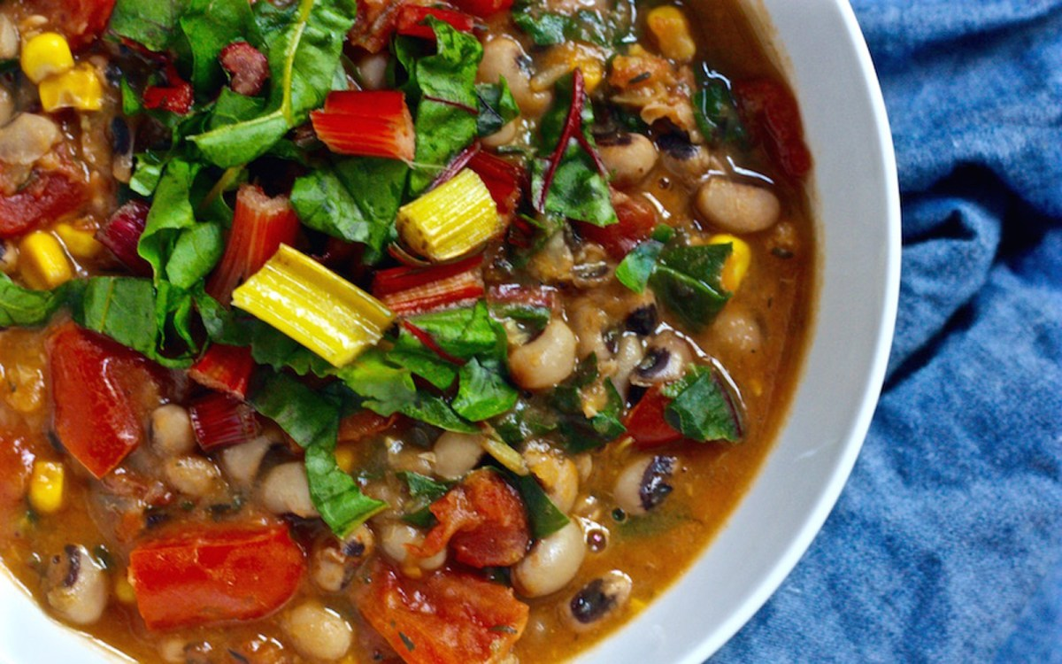 Southern sweet potato and black eyed pea stew vegan one green planet forumfinder Choice Image