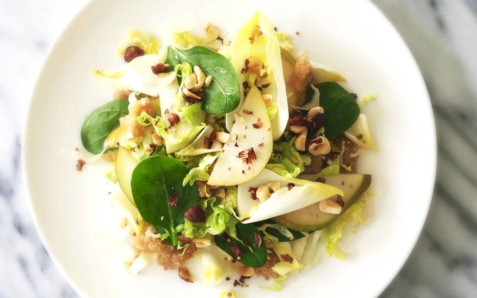 Pear Endive Salad