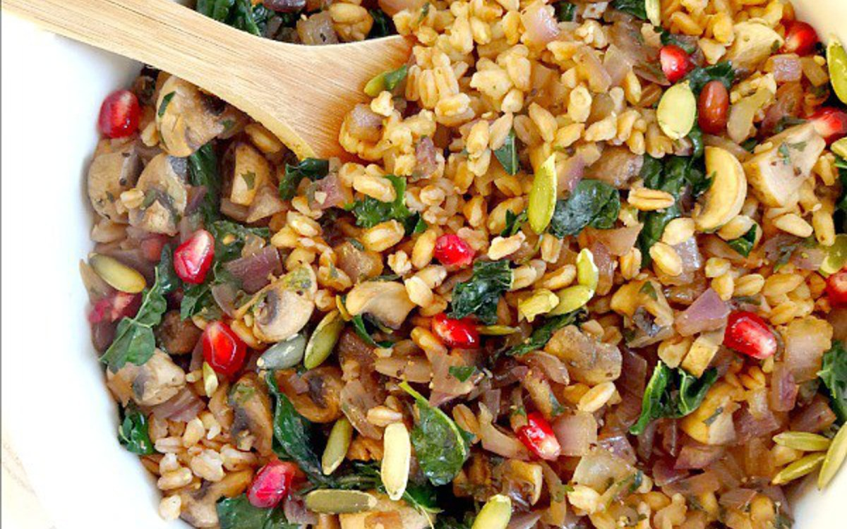30 Delicious, Nutritious and Filling Vegan Recipes With ...