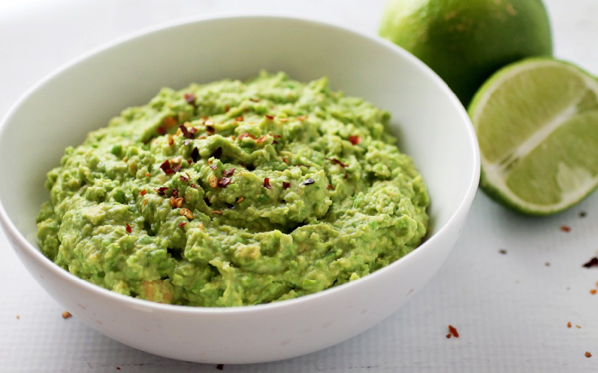Vegan Sweet Pea Hummus