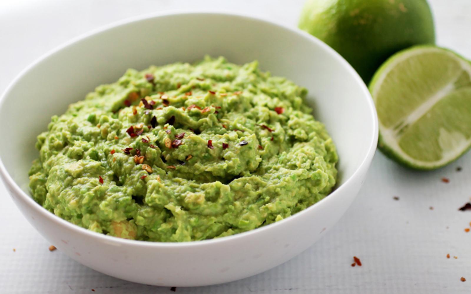 Sweet Pea Hummus 3