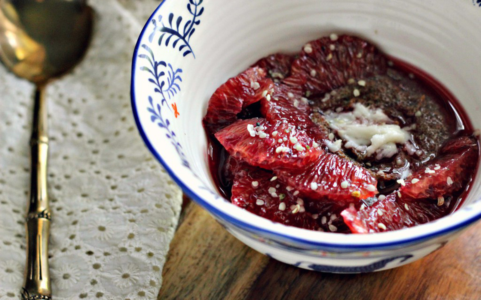 Teff Porridge 3